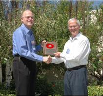 Hanawalt Award Recipient