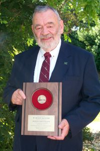 Distinguished Fellow Frank McClune