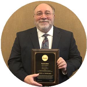 John Anselmo - Jenkins Award