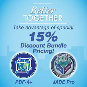 PDF-4+ and JADE Bundle