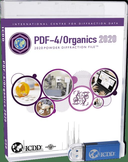 PDF-4/Organics