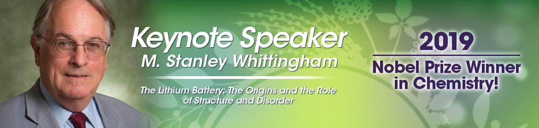 SM 2020 - Keynote Speaker at ICDD