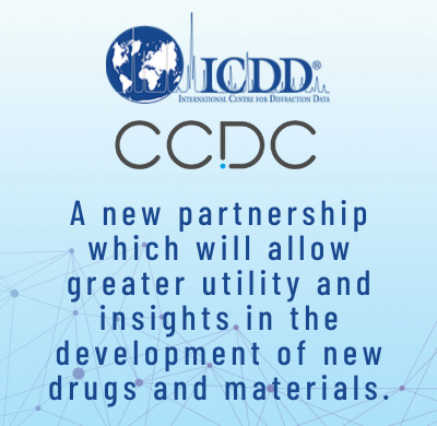 ICDD and CCDC