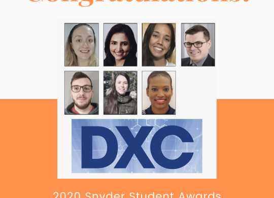 Snyder Student Awards