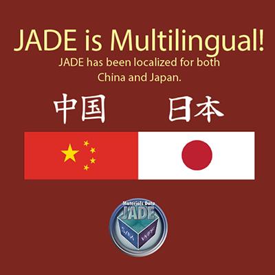 JADE is Multilingual