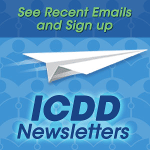 Subscribe to ICDD Newsletters