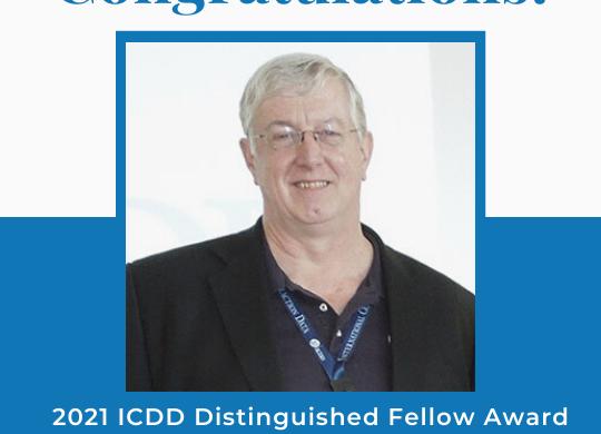 tim fawcett - distinguished fellow