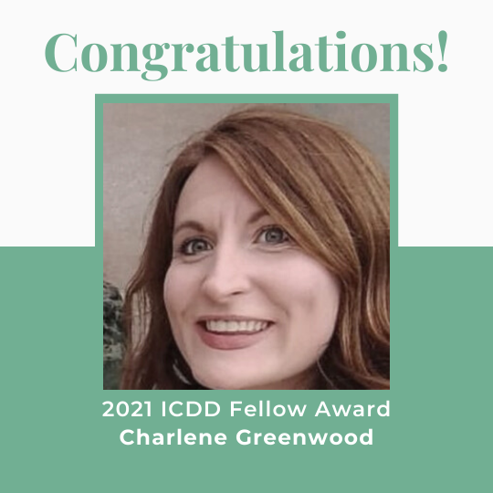Charlene Greenwood - ICDD Fellow