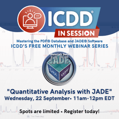 Quantitative Analysis with JADE