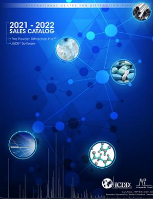 ICDD 2022 Sales Catalog