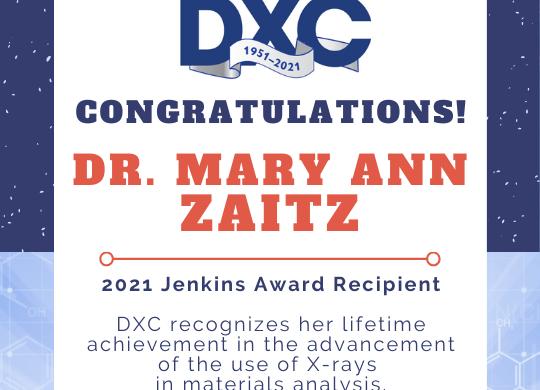 Mary Ann Zaitz - Jenkins Award