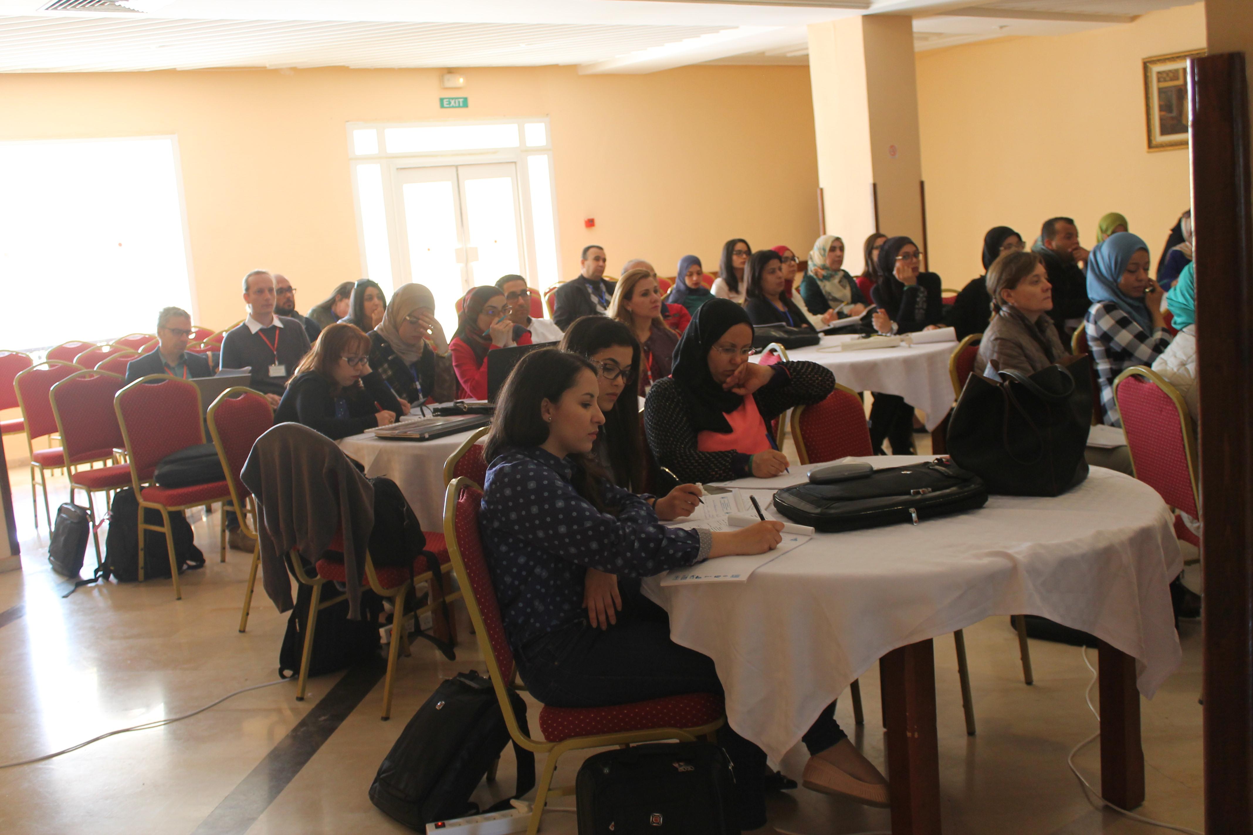 4th School on Crystal Structure Determination from Diffraction Data; Application of Powder Samples - 7-9 April 2017 - Hammamet, Tunisia