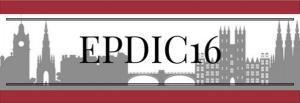 EPDIC-16 Logo