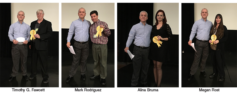 Poster Session Award Recipients