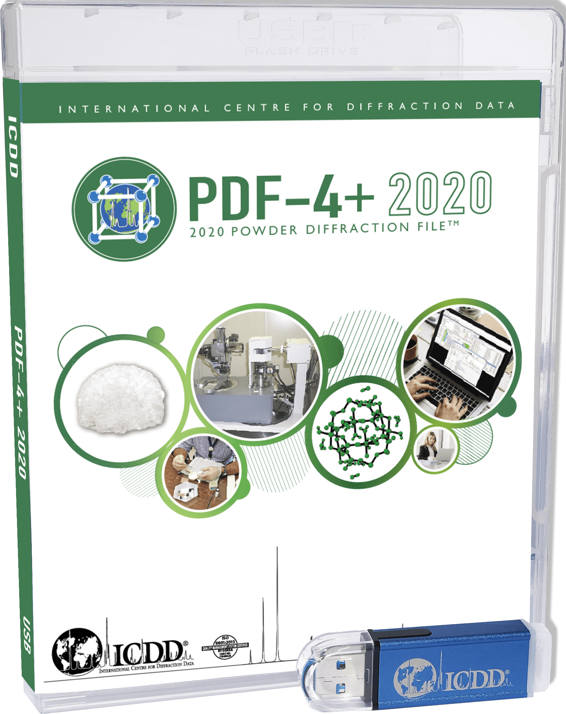PDF-4+ 2019 – ICDD