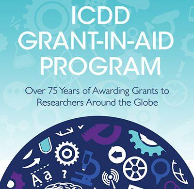 ICDD Grant-in-Aid