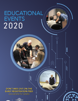 ICDD Educational Events